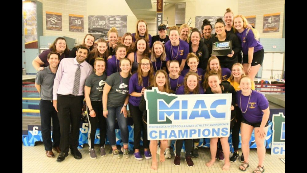 MIAC 2020 Swimming & Diving Championship