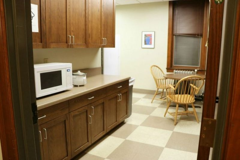 Kitchen Space at Caecilian Hall