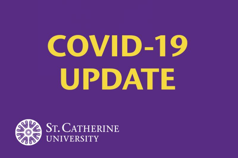 COVID-19 Update from St. Catherine University