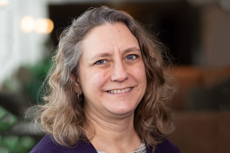 Julie Nelsen '91 Assistant Professor of Business Administration