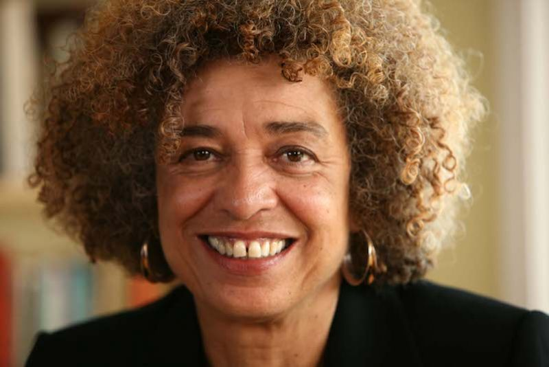 Angela Davis, upcoming speaker at St. Catherine University