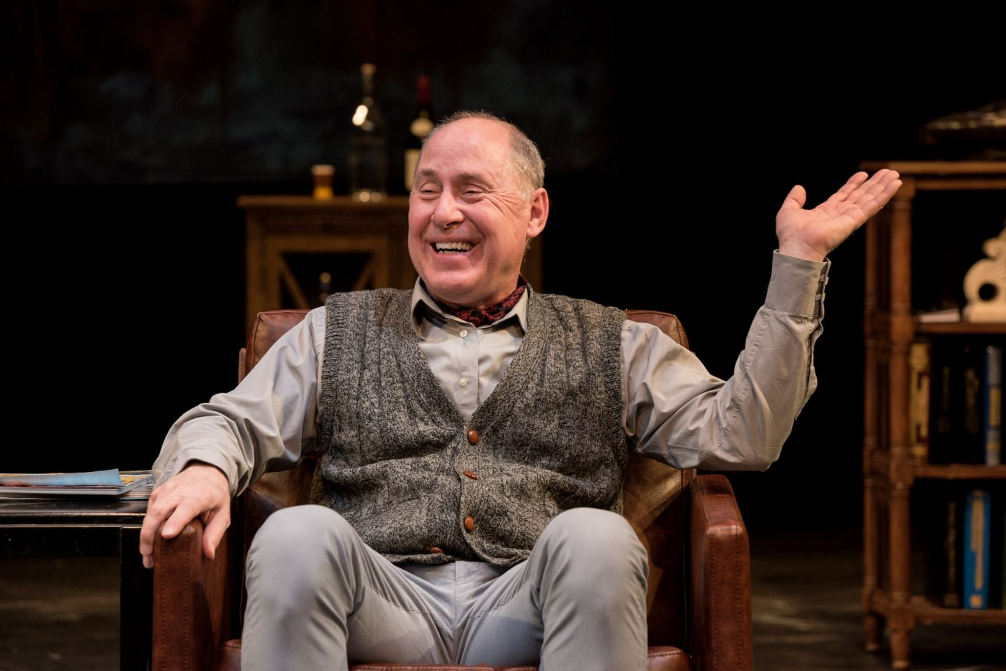 "Craig Johnson garners critical acclaim in Gremlin Theater's ""The Father""; Photo courtsey of Twin Cities Arts Reader"