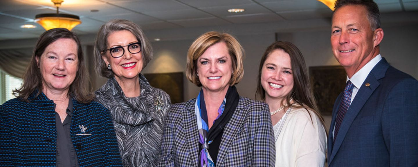 St. Kate's Board of Trustees elects three new leaders