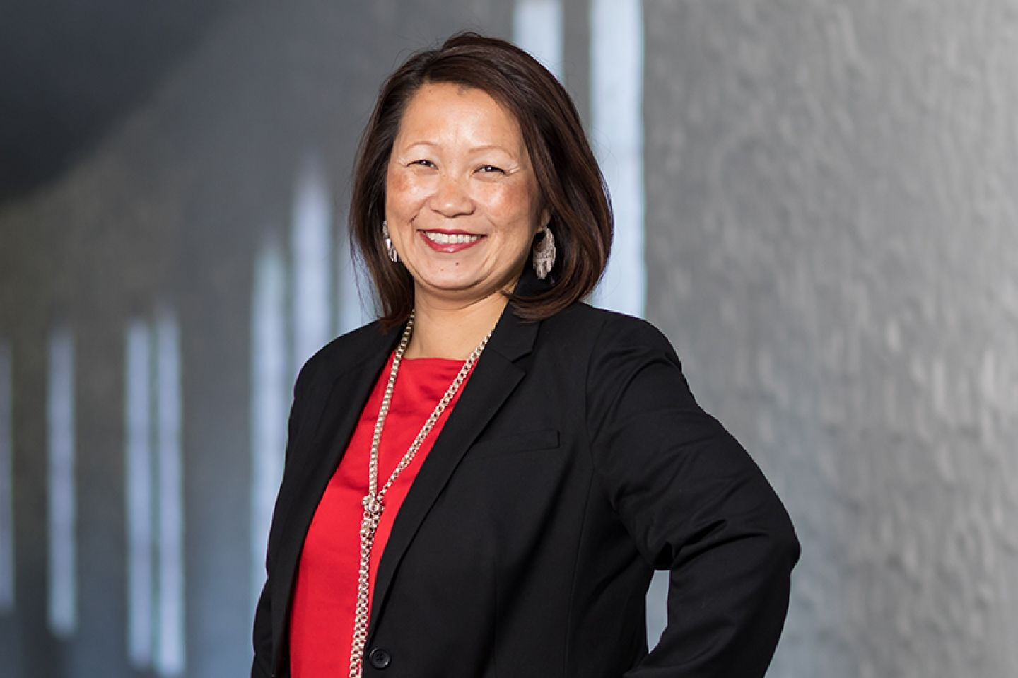 May Thao-Schuck, VP of Career and Professional Development