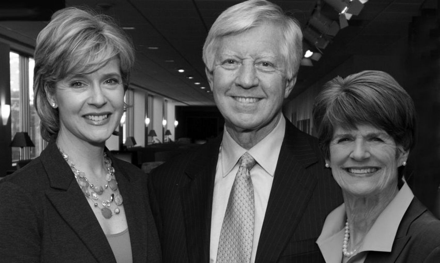 Acclaimed innovators and leadership experts Bill and Penny George join broadcast journalist Cathy Wurzer in recognition of St. Catherine University's Master of Arts in Organizational Leadership (MAOL) program's 30 years of leadership education.