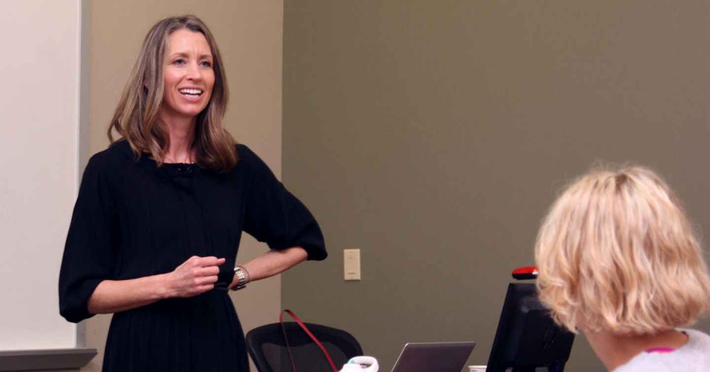 Holly Willis, Assistant Professor and Director of Nutrition and Dietetics